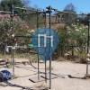 Rom - Street Workout Park - Parco della Caffarella