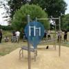 Poitiers - Street Workout Park - Les Pres Mignons
