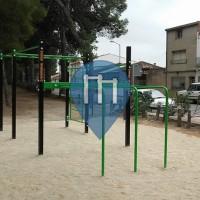 Bell-lloc (Castelló) - 徒手健身公园 - Toxic Workout