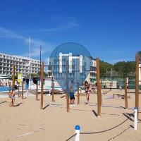 Lido di Jesolo - Gimnasio al aire libre - Beach