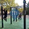 徒手健身公园 - 罗阿讷 - Street workout park - Roanne