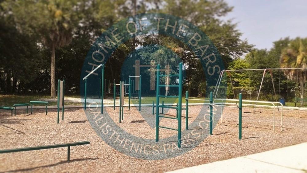 jacksonville street workout park garden city elementary school park - Garden City Elementary School