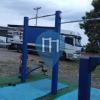 Calisthenics Facility - Neos Marmaras - Neos Marmaras Street Workout bars
