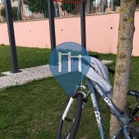 Лиссабон - Воркаут площадка - Largo da Luz