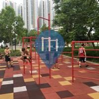 Hong Kong - 徒手健身公园 - Tin Sau Road Park