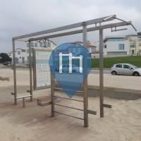 Leça da Palmeira - Parco Calisthenics - Parque da Praia