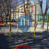 Скопье - Воркаут площадка - Opština Gjorče Petrov