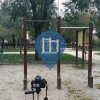 Leganés (Madrid) - Outdoor gym - Parque de las Moreras