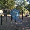 Гданьск - Воркаут площадка - Park im. Sw. Barbary