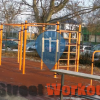 Graz - Street Workout Park - Hard Body Hang