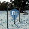 Vilnius - Outdoor Pull Up Bars - Karoliniškės