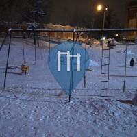 Kirov -Playground - Workout Spot - skver im. 60-letiya SSSR