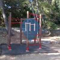 Hvar - Воркаут площадка - Park Sumica