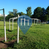 Riga - Outdoor Fitness Equipment - Riga Secondary School No. 74