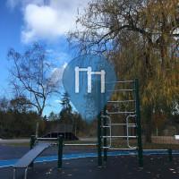 Longeville-lès-Metz - Ginásio ao ar livre - Outdoor Fitness Promenade Hildegarde