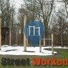 Halle-Saale - Street Workout Park - Kletterwald
