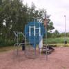 Mölndal - Parco Calisthenics - Tressfit Ute Gym