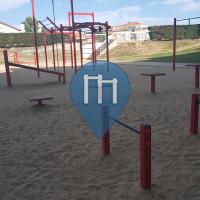 Santa Marta de Tormes - Parco Calisthenics - Calle Clavel