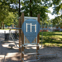 户外运动健身房 - 馬拉茨基 - Outdoor Gym Zamocky Park