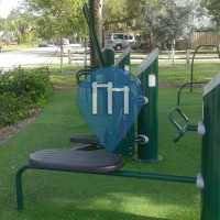 Fort Lauderdale - Outdoor Gym - Southwest 16th Street