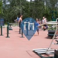 Boise - Outdoor Gym - Ann Morrison Park
