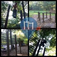 Bremen - 户外运动健身房  - Bürgerpark / Stadtwald