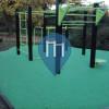 Bagneux - Calisthenics Park - Parc François Mitterrand