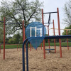 Aurora (IL) - Outdoor Exercise Gym - Mc Cleery Elementary School