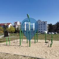 Fitness Facility - Łódź - Street Workout Łódź Szczanieckiej