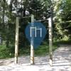 Воркаут площадка - Понтарлье - Parcours sportif Pontarlier