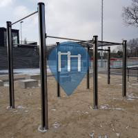 Amsterdam - Street Workout Park - Middenmeer
