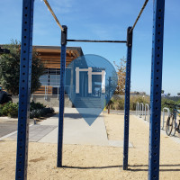 San Diego - Outdoor Pull Up Bars - Egger Highlands