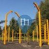 Żory - Street Workout Park - Park Cegielnia