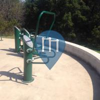 Austin - Outdoor Gym.- Great Hills Park