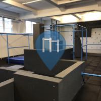 INDOOR - Rorschach - Ninja Warrior Gym / Parkour Halle