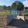 Copenhagen - Calisthenics / Parkour Euipment - Amager Strandpark