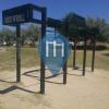 Parque Street Workout - Rímini - Marebello ex struttura Fellini