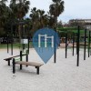 Parque Street Workout - Orihuela - Parque Calistenia Severo Ochoa