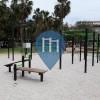 Воркаут площадка - Ориуэла - Parque Calistenia Severo Ochoa