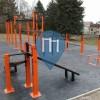 Chotěboř - Parc Street Workout - Letni Stadion