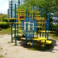 Fitness Facility - Osaka-shi - Outdoor Gym Kajimaminami Park - 加島南公園