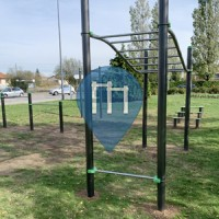 Street Workout Park - Mions - Parc Street workout - Mions