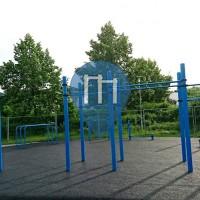 Rimbach - Calisthenics Park - Kenguru.PRO