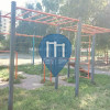 Outdoor Pull Up Bars - Kiev - Outdoor Gym Kiev