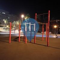 Odivelas - Parc Street Workout - Alameda do Porto Pinheiro