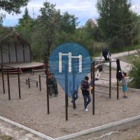 Karakol - Parque Calistenia - Riverside