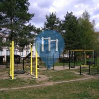 Rimavská Sobota - Parco Calisthenics - Rovinka