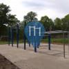 Libochovice - Parque Street Workout - Městský park