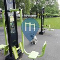 Exercise Park - London - Kidbrooke Green TGO gym