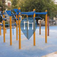 Gimnasio al aire libre - Berlín - Workout Park Letteplatz